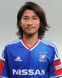 佐藤優平選手/横浜F・マリノス公式サイトより