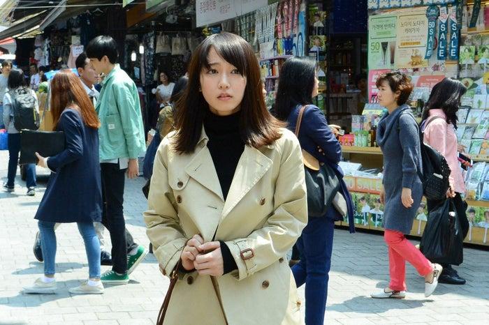 吉岡里帆/「ごめん、愛してる」第1話より(画像提供:TBS)