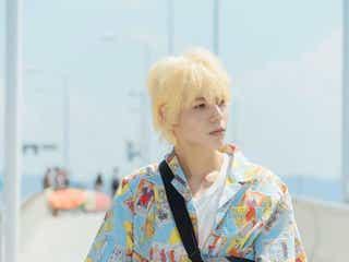 Snow Manラウール主演「ハニーレモンソーダ」場面写真公開 海辺でレモン色の髪輝く