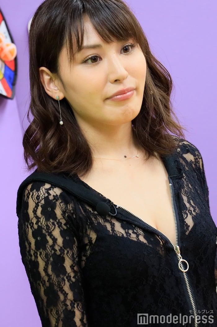 金子智美 (C)モデルプレス