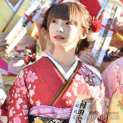 荻野由佳/AKB48グループ成人式記念撮影会 (C)モデルプレス