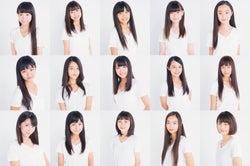 「JUNON」ガールズコンテスト、ファイナリスト発表