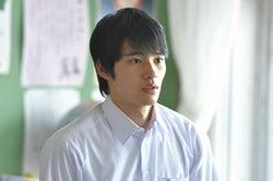 岡田健史/「中学聖日記」第2話より(C)TBS