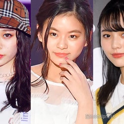 「Seventeen」永瀬莉子&田鍋梨々花&秋田汐梨、謎の同時投稿にざわつく