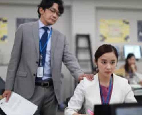"""『言霊荘』第3話 """"綾子""""堀田真由、嘘のニュースが恐怖を招く"""