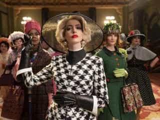 アン・ハサウェイ率いる美しき魔女軍団!『魔女がいっぱい』本編映像
