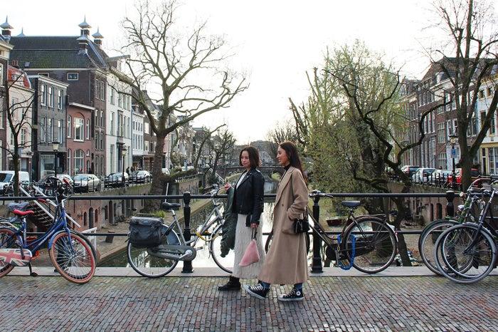 初めて訪れたオランダは観光も食も魅力いっぱい(提供写真)