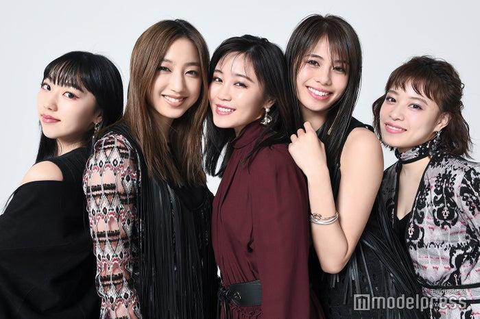 <Flower 3rdアルバム「F」インタビュー>活動のなかった約1年半の葛藤&ファンへの想いを明かす (C)モデルプレス