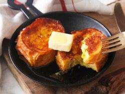プロ顔負けの「フレンチトースト」を作るためのポイント5つ 固いフランスパンがふんわりとろ~り!