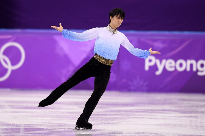 羽生結弦(Photo by Getty Images)