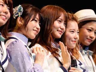 永尾まりや、AKB48卒業コンサートでファンへお詫びと感謝「皆さんを笑顔にすることを誓う」<メッセージ全文/セットリスト>