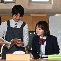 「10の秘密」山田杏奈、向井理との親子関係に本音語る