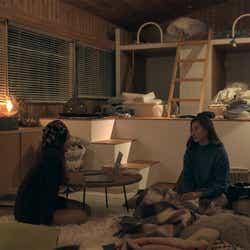 まや、りさこ「TERRACE HOUSE OPENING NEW DOORS」48th WEEK(C)フジテレビ/イースト・エンタテインメント