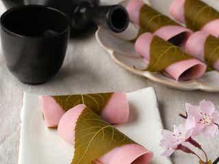 もちもち食感!「関東風さくら餅」の作り方