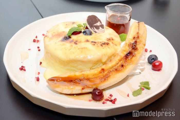 SEIKINのふわふわパンケーキ風プレート¥1,490(C)モデルプレス