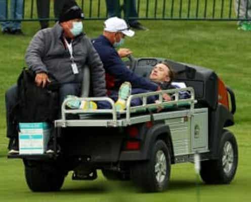 『ハリー・ポッター』マルフォイ俳優、ゴルフ中に倒れ搬送される