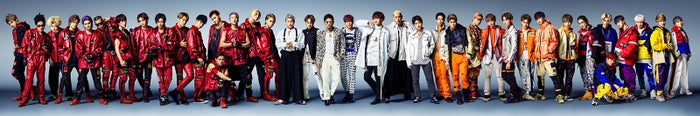 Jr.EXILE(画像提供:LDH JAPAN)