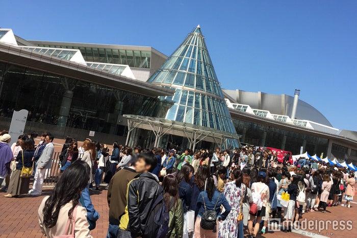 「札幌コレクション2017」外観 (C)モデルプレス (C)モデルプレス