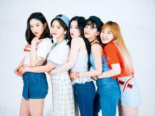 注目の韓国グループ・Red Velvet(レッドベルベット)、日本ファッション誌初登場 美肌の秘訣は?