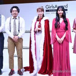 オズワルド、正木絢女さん、ミチ、NANAMI(C)モデルプレス