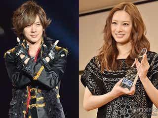 DAIGO、北川景子との結婚報道にコメント「SF」