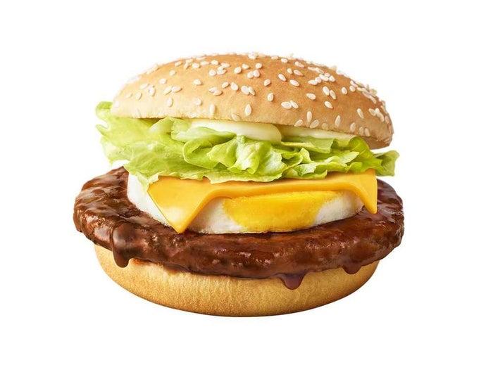 チーズてりたま/画像提供:日本マクドナルド