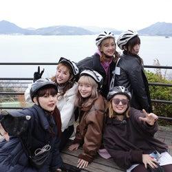 「カワイイジャパンダ」最終回、舟山久美子らが最後の女子旅でメッセージ