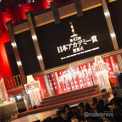 「第42回日本アカデミー賞」授賞式 (C)モデルプレス