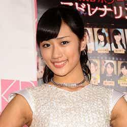 """モデルプレス - """"じゃんけん女王""""AKB48藤田奈那、NMB48渡辺美優紀に「追いつけるように」"""