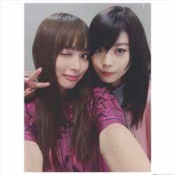モデルプレス - 内田理央&馬場ふみか「仮面ライダードライブ」2ショットに反響「2つの天使」「美しい」
