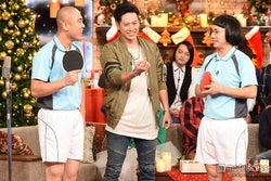 山下健二郎(中央)がコロコロチキチキペッパーズに参加?(C)TBS