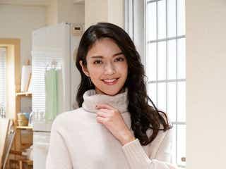 """9頭身美女・田中道子""""肉食系女子""""役「ずっとやってみたかった」二級建築士の資格活かした妖艶なキーマンに"""