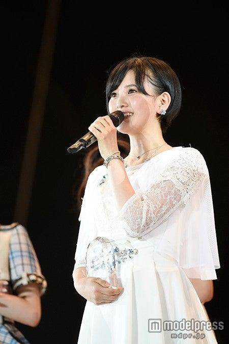 第7回AKB48選抜総選挙で第17位を獲得したHKT48兒玉遥(C)AKS【モデルプレス】