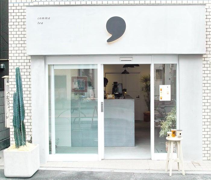 恵比寿に紅茶専門スタンド「コンマティー」チーズフォームやタピオカ使用のオリジナルティー提供(提供画像)