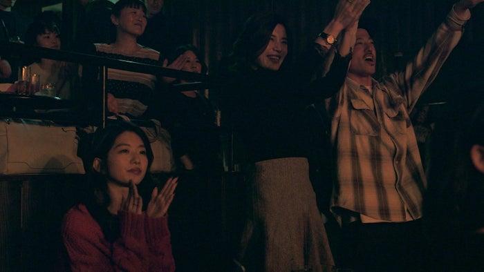 安未、聖南、貴之「TERRACE HOUSE OPENING NEW DOORS」16th WEEK(C)フジテレビ/イースト・エンタテインメント