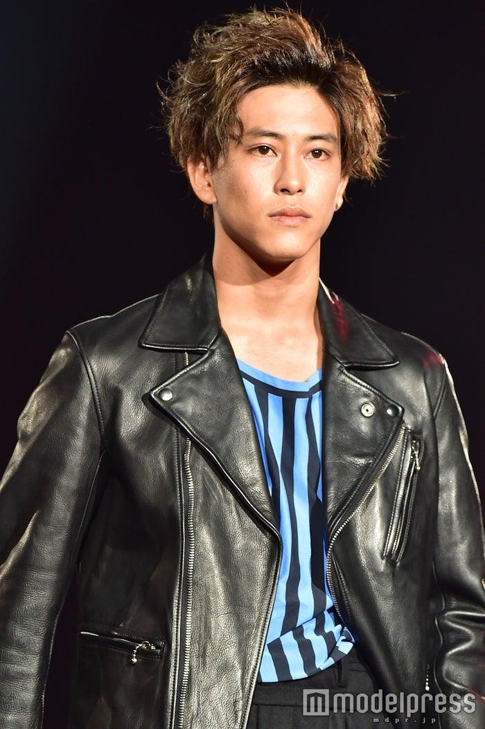 「神戸コレクション2016 AUTUMN/WINTER」に出演した佐野岳(C)モデルプレス