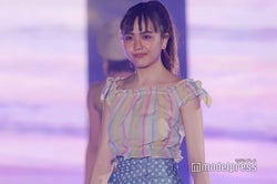 「GirlsAward 2018 SPRING/SUMMER」に出演した松井愛莉(C)モデルプレス