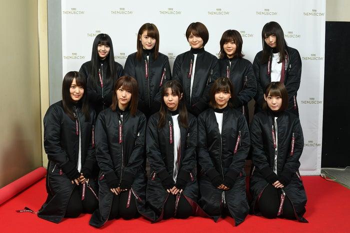 欅坂46(画像提供:日本テレビ)