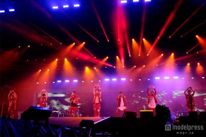 三代目J Soul Brothers/「a-nation stadium fes.」大阪最終公演より