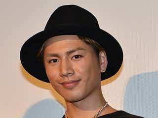 三代目JSB登坂広臣「誘ってよ」 共演者の告白にさみしげな表情