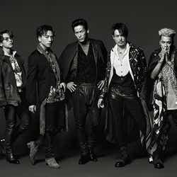 三代目J Soul Brothers from EXILE TRIBE(画像提供:テレビ朝日)
