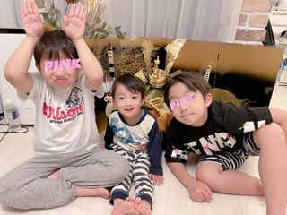 """辻希美、子ども達が絶賛した""""こどもの日""""メニュー「ビックリするくらい食べた」"""