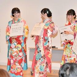 十二支の回答/(左から)蟹沢萌子、菅波美玲、谷崎早耶、佐々木舞香、大場花菜 (C)モデルプレス