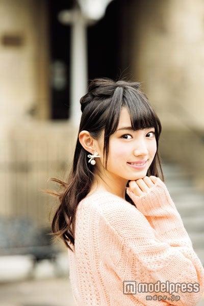NMB48太田夢莉(画像提供:徳間書店)