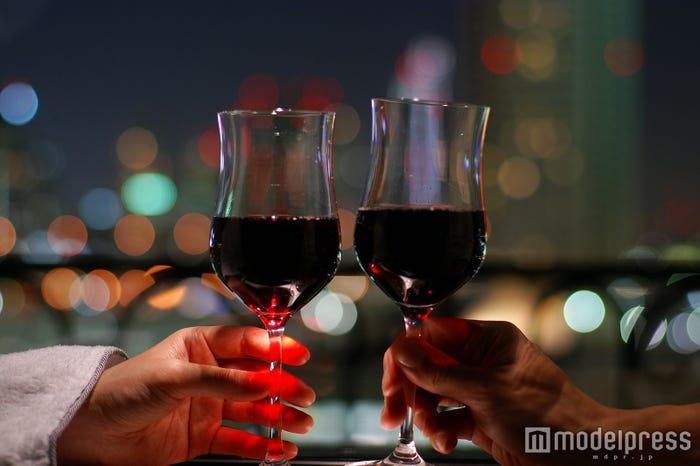 ちょっとのお酒でほろ酔い気分(Photo by xiangtao)