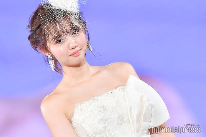 「神戸コレクション2018 AUTUMN/WINTER」に出演した江野沢愛美(C)モデルプレス