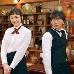 モデルプレス - 松井愛莉「全く違う自分」でドラマ主演 スピードワゴン小沢一敬と共演<こんなところに運命の人>