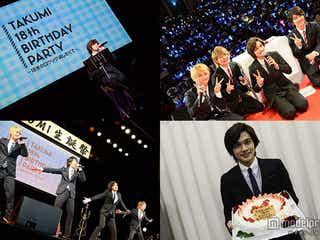 """DISH//TAKUMI「新鮮でしょ?」 生誕祭で""""アコースティックライブ"""" メンバーに感謝「DISH//で良かった」"""