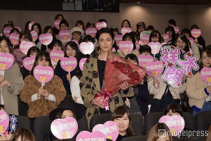 【祝】間宮祥太朗、初主演映画が公開へ(C)モデルプレス