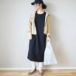 少ない服でおしゃれに着回し! 重ね着や小物で変化をつけるシンプルな着回しコーデ12選